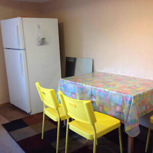 2 bedrooms Walk IN basement (WOMAN ONLY)
