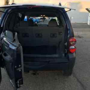 2007 Jeep Liberty TRAIL RATED SUV, Crossover Edmonton Edmonton Area image 5