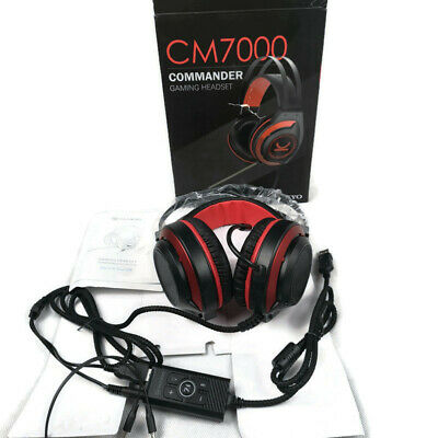 VANKYO CM7000 Gaming Headset Authentic 7.1 Surround Sound Stereo PS4 Xbox