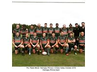 Men's Rugby North London