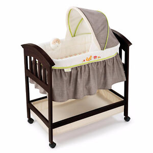 WANTED-USED BASSINET DELIVERED