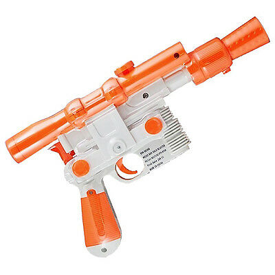 Star Wars Replica Costumes (STAR WARS Han Solo Blaster Toy Pistol With Sound Movie Replica Costume)
