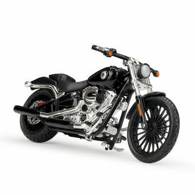 Maisto Harley-Davidson 2016 Breakout 1:18 Scale Model Motorbike Motorcycle Black