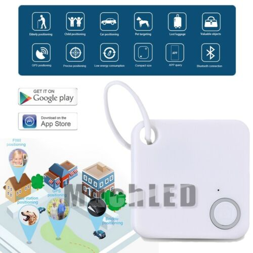 Pet Dog GPS Bluetooth Tracker Key Pet Finder Locator iPhone