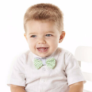 NWT Mud Pie Clip-on Bow Ties Great for Easter!