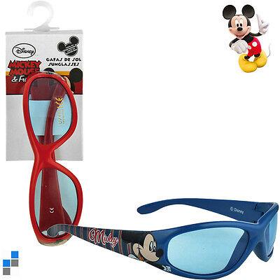 Disney Mickey Mouse Kinder Brille Sonnenbrille 100% UV-Schutz NEU