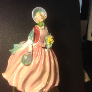 Royal Doulton Figurine - 'Honey' - HN1909 - Made in England