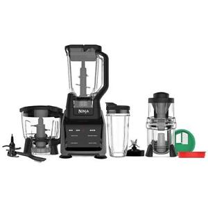 Ninja Blender Intelli-Sense Kitchen System with Auto-Spiralizer (Model CT682SP)