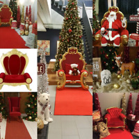 Santa Chair - Santa Thrones - Christmas Decor