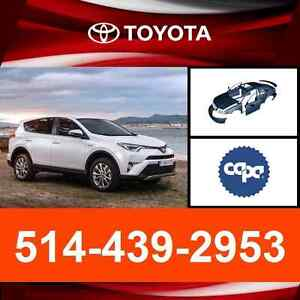 Toyota RAV4 ► Fenders and Bumpers • Ailes et Pare-chocs