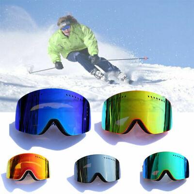 ski goggles snowboard windproof anti uv double