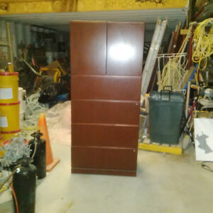 Office Armoire/File Cabinets