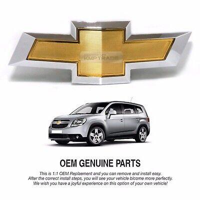 OEM Genuine Parts Trunk Emblem 1Pcs For CHEVROLET 2006-2011 Captiva Winstorm