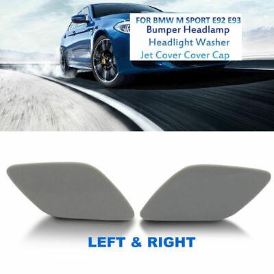 Genuine BMW E92 E93 LCI Headlight Washer Jet Nozzle Cover Cap Right Passengr OEM