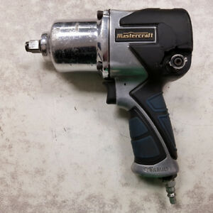 "Mastercraft 1/2"" Drive Air Impact Wrench"