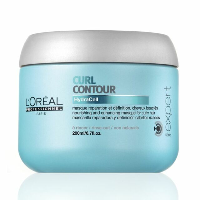 LOREAL CURL CONTOUR HYDRA CELL NOURISHING AND ENHANCING MASQUE 200ml