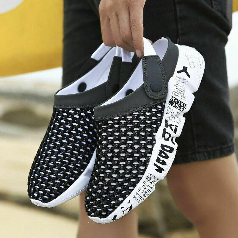 Herren Sommer Sandalen Hausschuhe Strand Schuhe Outdoor Wasserschuhe gemütlich**