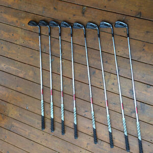 Adam's idea a12 forged irons