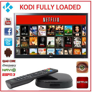 FREE TV AND MOVIES-ANDROID TV BOX- Call/text 613-242-1444