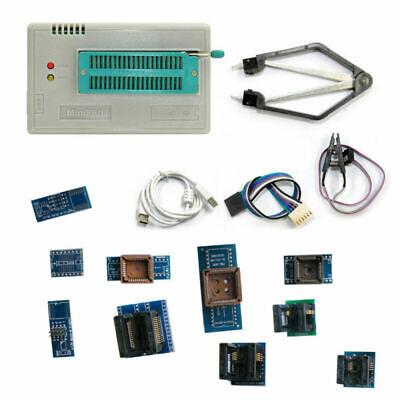 Universal TL866A USB Minipro Programmer Kit EEPROM Flash AVR MCU PIC ICSP SPI DE (Pic Programmer Kit)