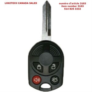 Remote Ignition Key Keyless Entry Combo FORD Edge Escape Expedit