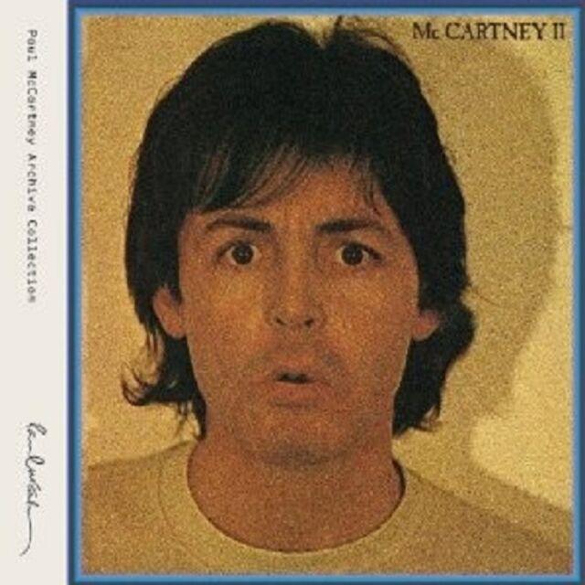 "PAUL MCCARTNEY ""MCCARTNEY II"" 2 CD (2011 REMASTERED NEU"