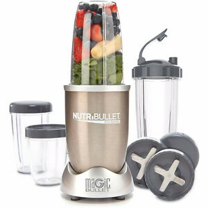 NutriBullet Pro 900 Watts- 15 piece set