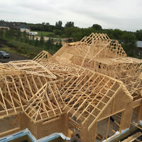 Experienced Framers and General Laborers