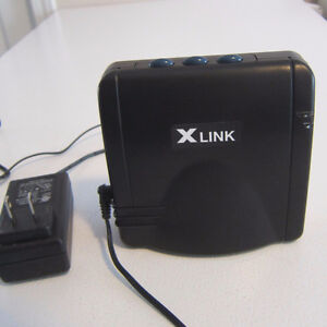 XLink Cell Phone to Landline Telephone Set Adapter