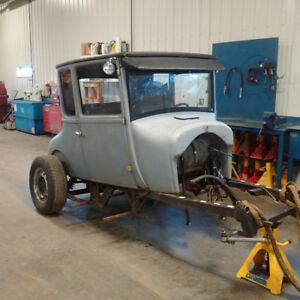 Project car - Rat rod - restoration project