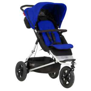 Double Stroller - Like New - Mountain Buggy
