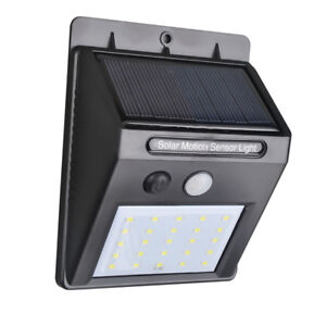 BRAND NEW Solar Motion Security Lights Outdoor!!