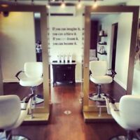 EXPERIENCED STYLISTS WANTED FOR BEST RATED SALON IN BARRIE