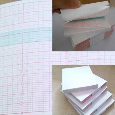 150pcs Thermal Printer Paper For Fetal Doppler Monitor 100x112mm Fetal Maternal