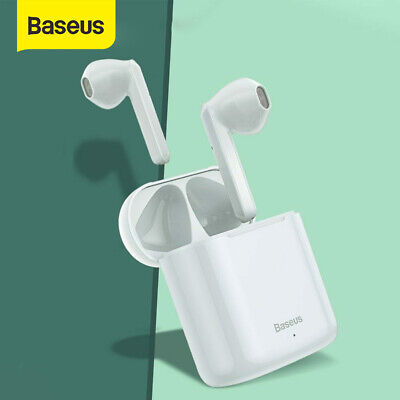 Baseus Bluetooth 5.0 Wireless Headset Earphones Earbuds In-Ear Stereo Headphones