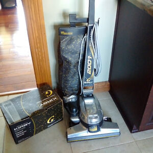 Kirby Upright Vacuum with Carpet Cleaner attachment