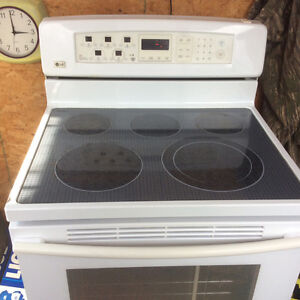 LG Convection oven Stove