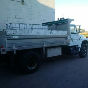 Aluminum dump truck Kitchener / Waterloo Kitchener Area image 2