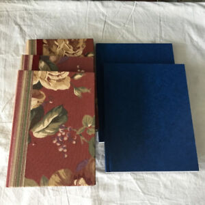 Diary/Note Books