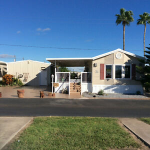 FOR SALE - MOBILE HOME WESLACO TX