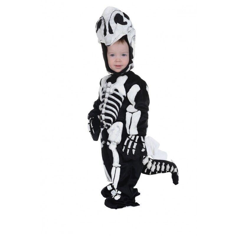 Underwraps Stegosaurus Fossil Toddler Child Boys Halloween Costume 25872
