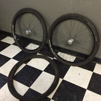Chris King Stans Tubeless Wheelset