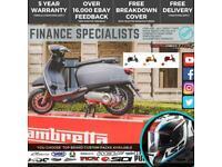 Lambretta V50 Special Retro 50cc Scooter Finance & Delivery