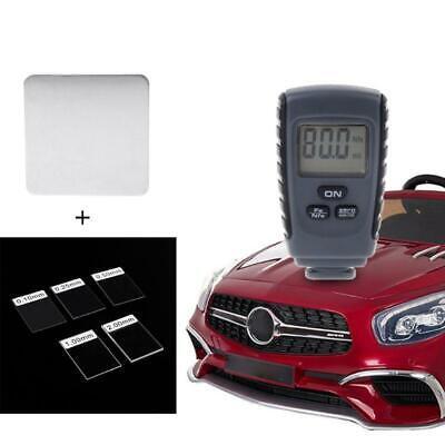Rm660 Digital Car Paint Coating Thickness Gauge Tester Coating Meter 0-1.25 Mm