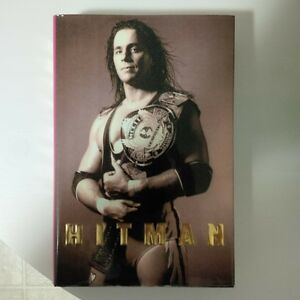 Bret Hitmen Hart autobiography
