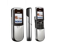 Nokia 8800 - Silver
