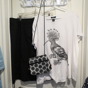 Black and White Clothing collection