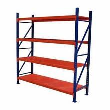 2M Steel Garage Warehouse Rack Storage Shelving Work Bench 800kg Auburn Auburn Area Preview