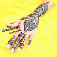 Henna Artist For Your Special Henna Eevnt - Missisauga