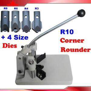 All Metal Heavy Duty Corner Rounder Cutter 026441 to 026444